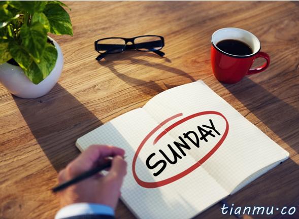 sunday(tianmu)
