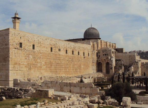 圣经历史的一幕-为上帝建造圣殿吧。