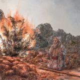 聖經歷史一幕——使你可以將我的百姓以色列人從埃及領出來。