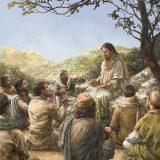 聖經歷史的一幕–把天國鑰匙給你