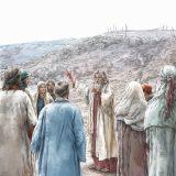 聖經歷史的一幕 – 你們要省察自己的行為
